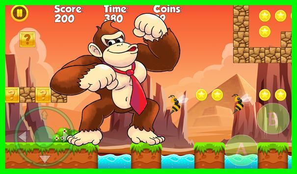 super kong: island banana monkey adventure screenshot 5