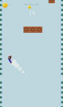 Super Marie Fly Adventure apk screenshot