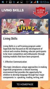 Superkids Skills Programme apk screenshot