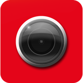 Photo Editor RED icon