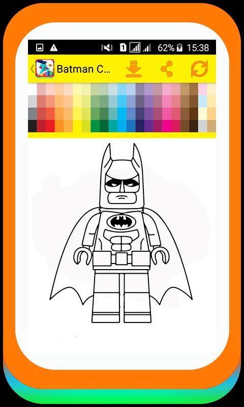 malvorlagen kinder batman