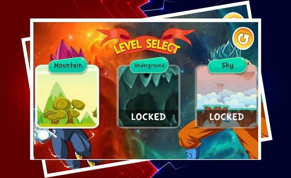 Super Heroes Dragonball screenshot 1