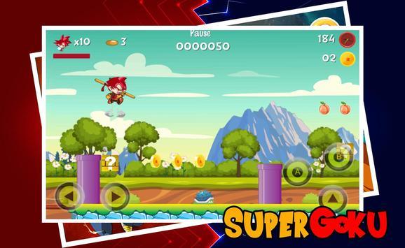 Super Heroes Dragonball screenshot 2