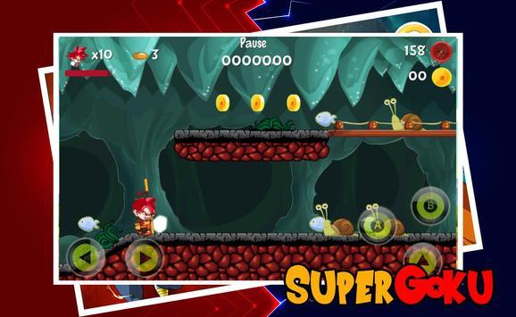 Super Heroes Dragonball screenshot 3