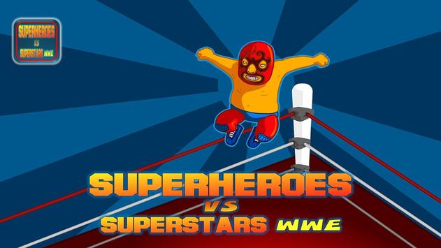 Superheroes VS Superstars WWE screenshot 4