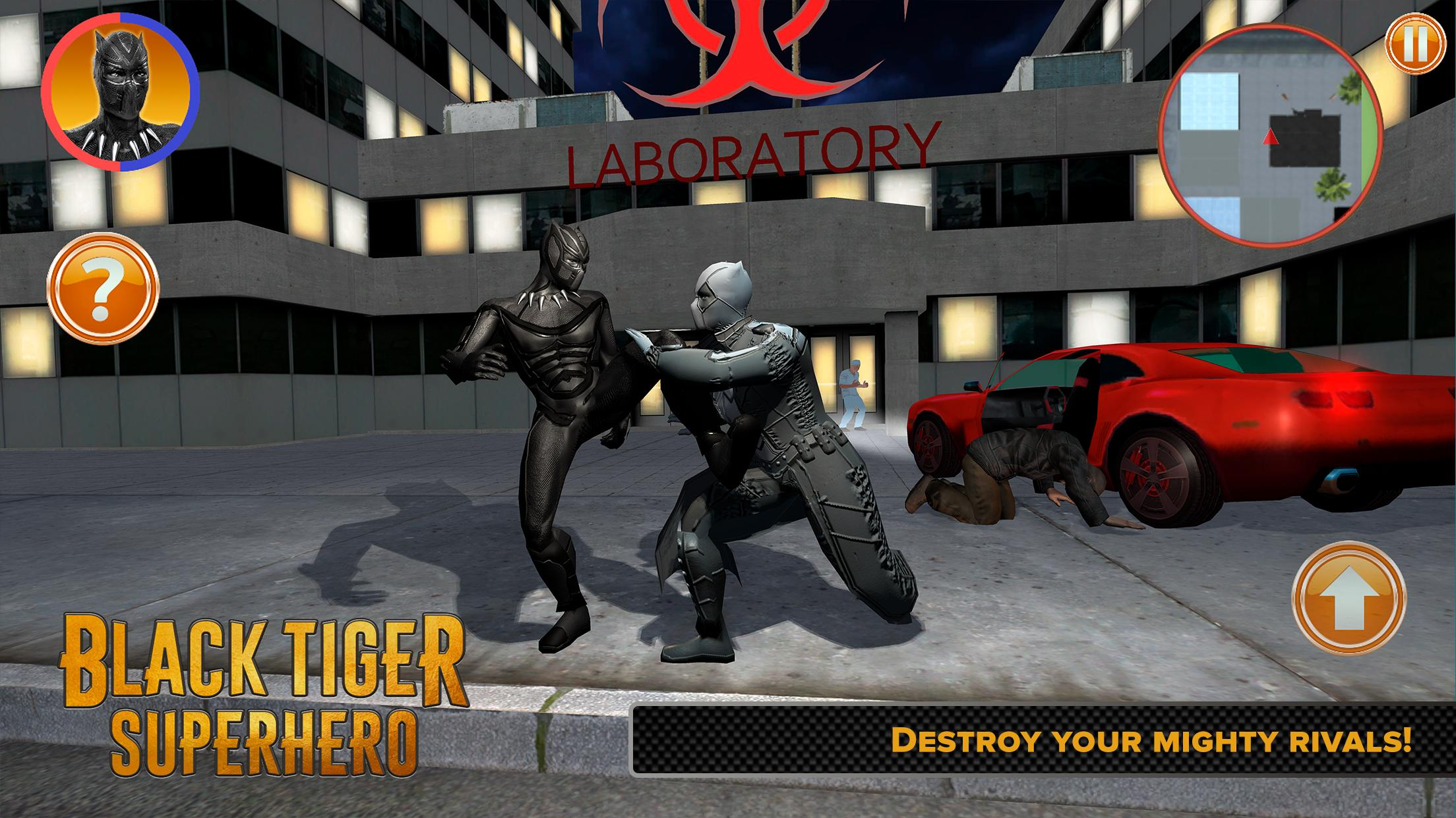 Black Tiger For Android Apk Download