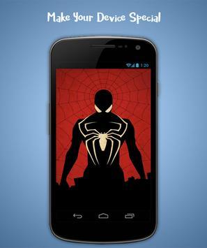 Super Heroes Wallpaper HD screenshot 4
