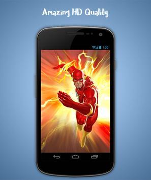 Super Heroes Wallpaper HD screenshot 2