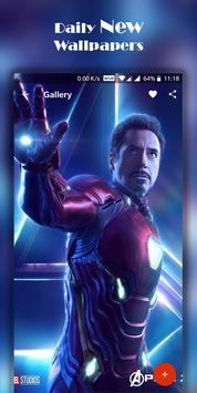 Superheroes Wallpapers poster