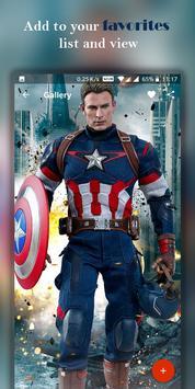 Superheroes Wallpapers screenshot 14