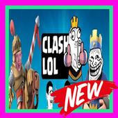 Clash Lol - Funny Moments icon