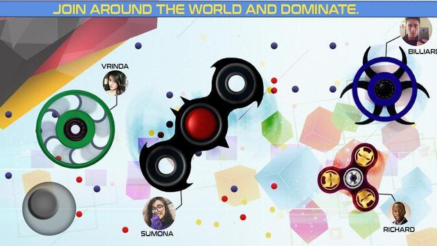 Fidget Spinner .IO - Online poster