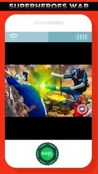 Nerf War Super Hero Battles In Real Life screenshot 1