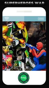 Nerf War Super Hero Battles In Real Life screenshot 2