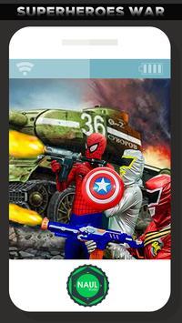Nerf War Super Hero Battles In Real Life screenshot 4
