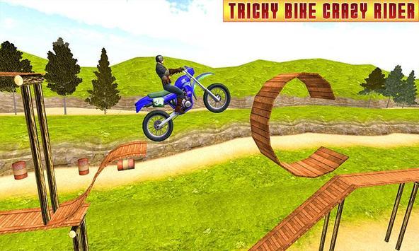 Superhero Bike Racing Mania : Extreme Stunts Rider screenshot 2