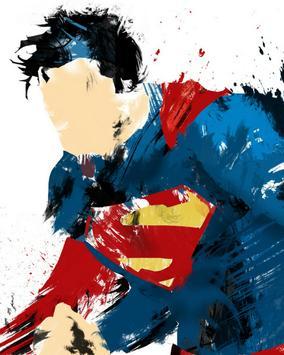 HD 4K Superhero Wallpaper Poster Apk Screenshot