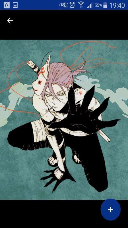 Kuro Anime Basket HD Wallpapers Apk Screenshot