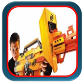 Superhero Nerf War icon