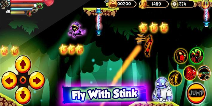 🦀 Hero Ben Brainstorn Alien Fight Ultimate screenshot 13