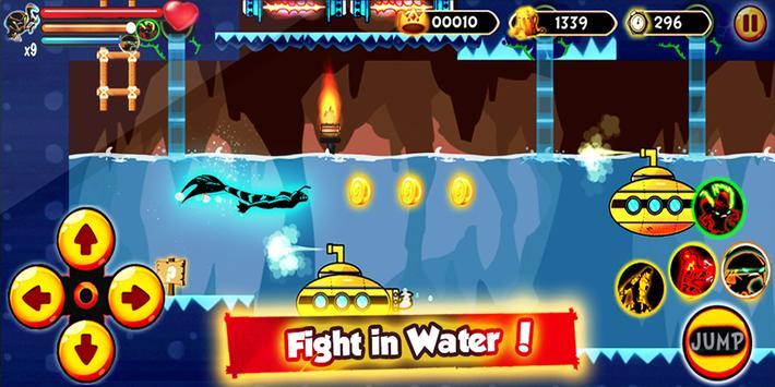 🦀 Hero Ben Brainstorn Alien Fight Ultimate screenshot 4
