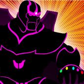 Stickman Avengers: Superhero icon