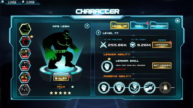 Stickman Avengers: Superhero screenshot 22