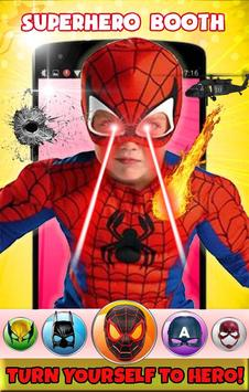 Superhero Face Mask Photo Editor screenshot 2