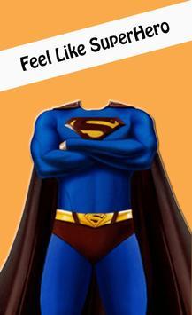 Superhero Photo Suits Editor screenshot 2