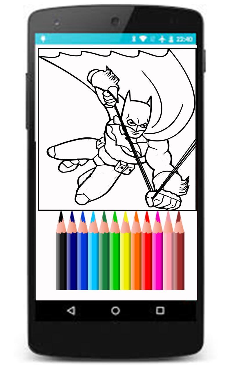 malvorlagen superhelden youtube  zeichnen und färben