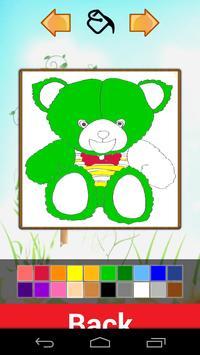 Cute Doll Coloring Book screenshot 5
