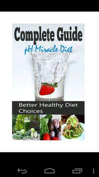 Complete Guide pH Miracle Diet poster