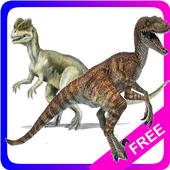 Jurassic Dino Coloring Book icon