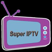 Super IPTV icon