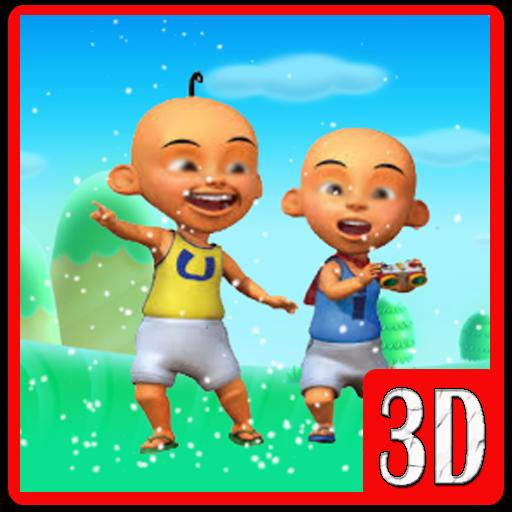 Super Upin Vs Ipin World Run Car For Android Apk Download