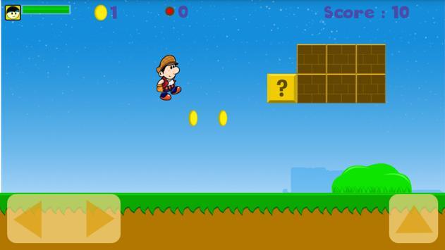 Super Jack Aventurier screenshot 1
