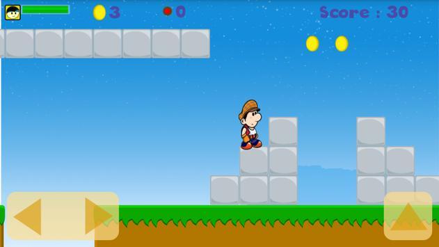 Super Jack Aventurier screenshot 2
