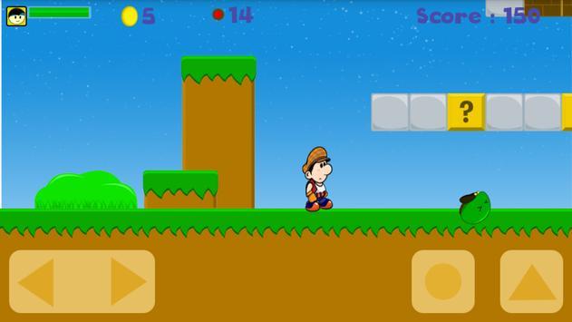 Super Jack Aventurier screenshot 3
