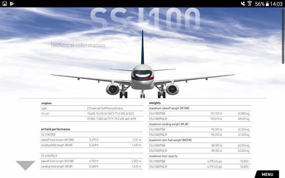 SSJ100 screenshot 3