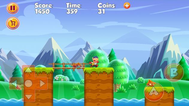 Super Jeffy Puppet Adventures: Jeffy World screenshot 1