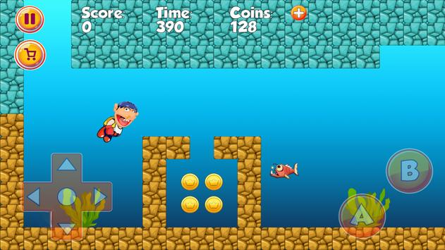 Super Jeffy Puppet Adventures: Jeffy World screenshot 3
