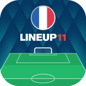 Lineup11 - Football Line-up icon