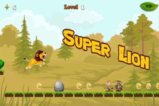 Super Lion Safari poster