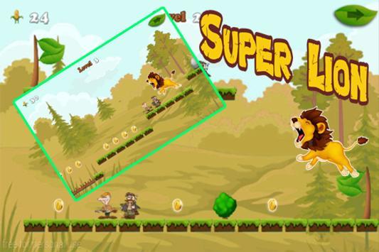 Super Lion Safari screenshot 1