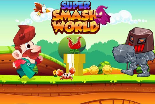Super Snach Jungle World Mario apk screenshot