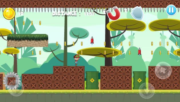 Super jungle adventure ninja screenshot 4