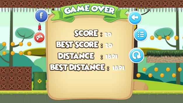Super jungle adventure ninja screenshot 5