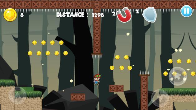 Super jungle adventure ninja apk screenshot