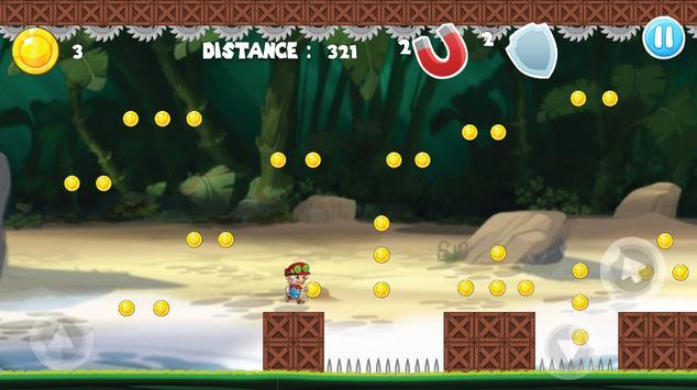 Super jungle adventure ninja screenshot 7