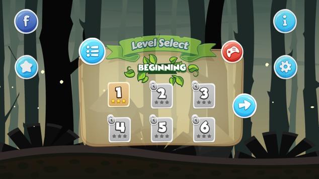 Super jungle adventure ninja screenshot 2